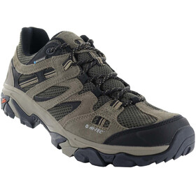 Hi-Tec Ravus Vent Low WP Shoes Men black/olive